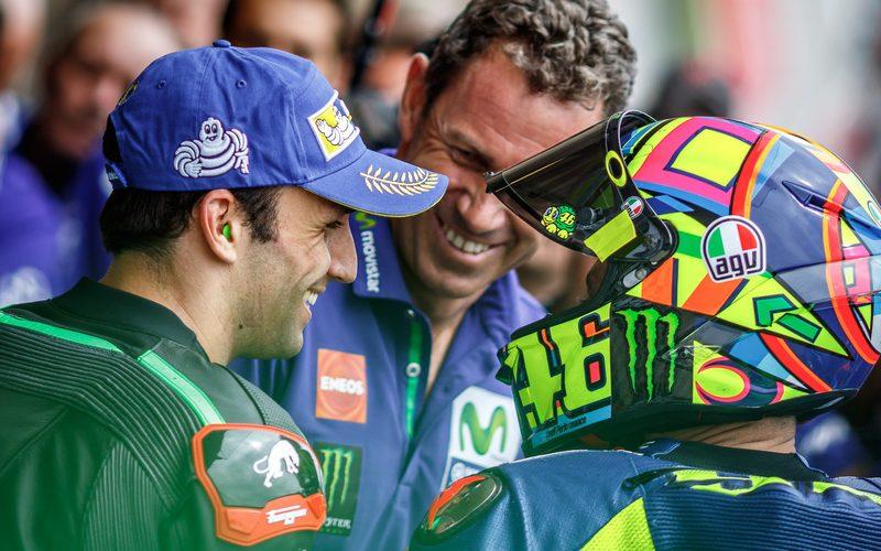 Johann Zarco: Einst Tech-3-Yamaha-, dann KTM- und jetzt kurzfristig LCR-Honda-Pilot