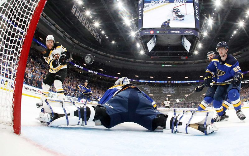 2019 NHL Stanley Cup Final – Game Six