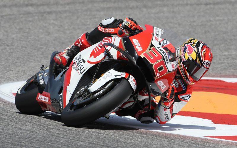 Takaaki Nakagami fährt bei LCR-Honda seine zweite Saison in der MotoGP