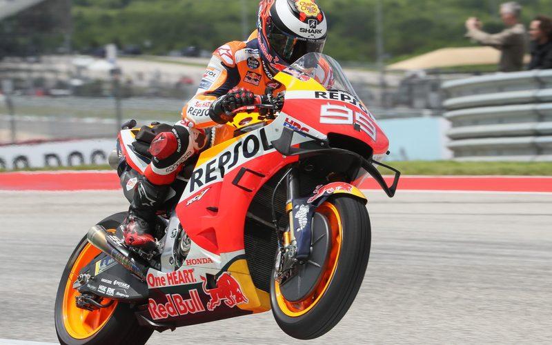 Jorge Lorenzo könnte mit einem Honda-Sieg in die Geschichte eingehen