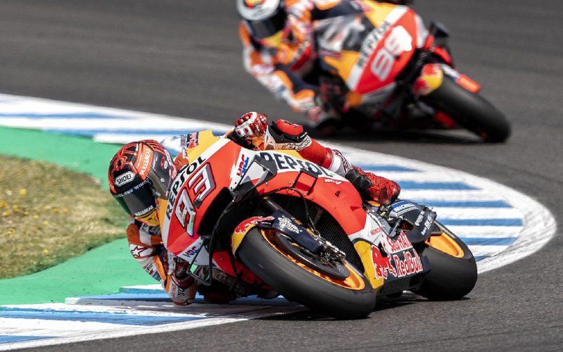 In Le Mans könnte Honda mit Marc Marquez Geschichte schreiben
