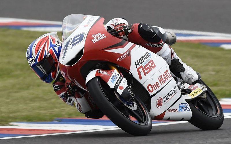 Ai Ogura fuhr am Nachmittag in Le Mans überraschend an die Spitze