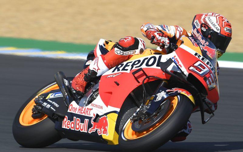 Honda-Pilot Marc Marquez zählt Mugello nicht zu seinen Paradestrecken
