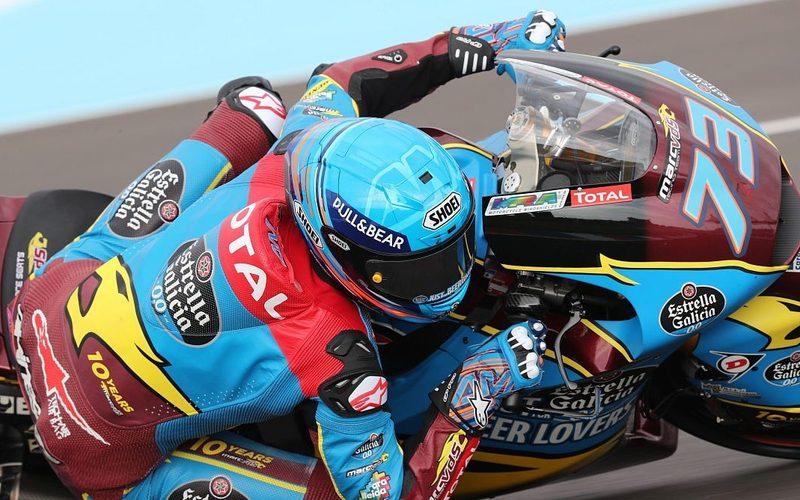 Alex Marquez fährt im Moto2-Rennen von Le Mans zu einem souveränen Sieg