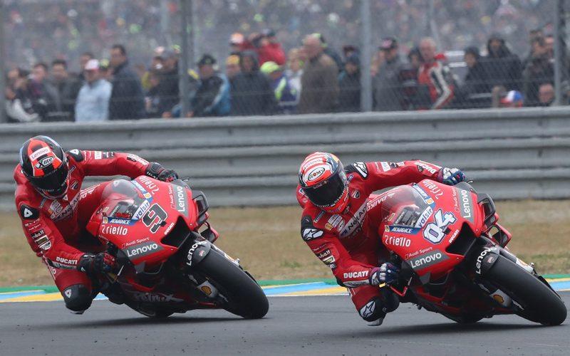 Wird Ducati beim Heimrennen in Mugello erneut triumphieren?