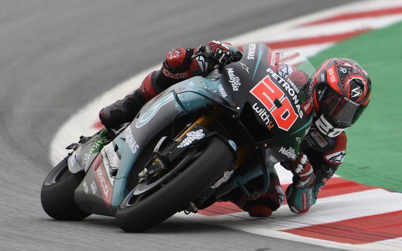 Zweite MotoGP-Pole im siebten Anlauf für Fabio Quartararo (Petronas-Yamaha)