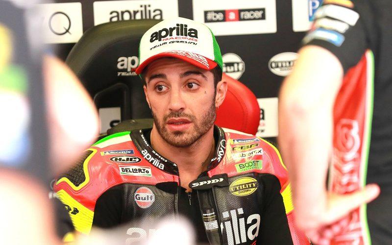 Andrea Iannone zieht einen interessanten Vergleich zu Jorge Lorenzo