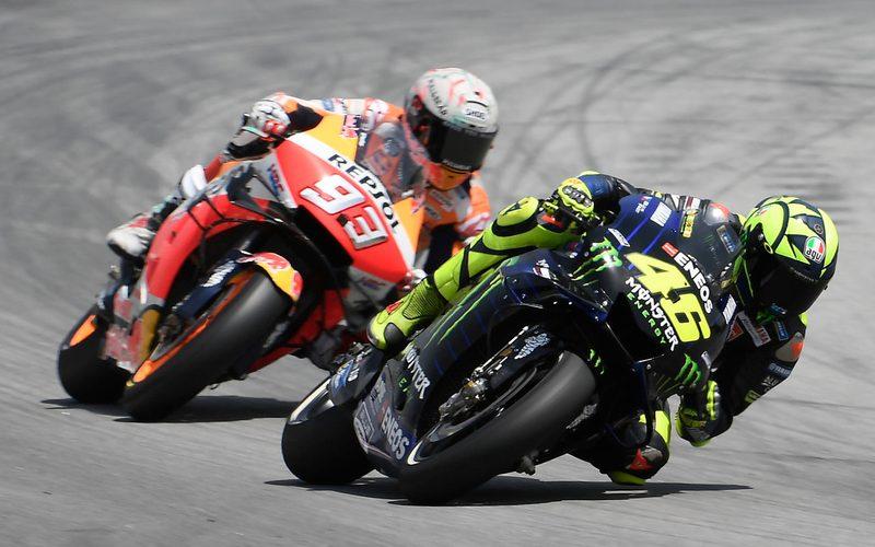 Kann Valentino Rossi seine Gegner in Assen hinter sich lassen?