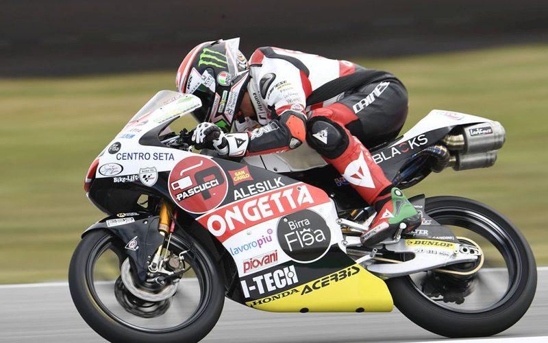 Zweite Pole-Position in der laufenden Saison für Niccolo Antonelli