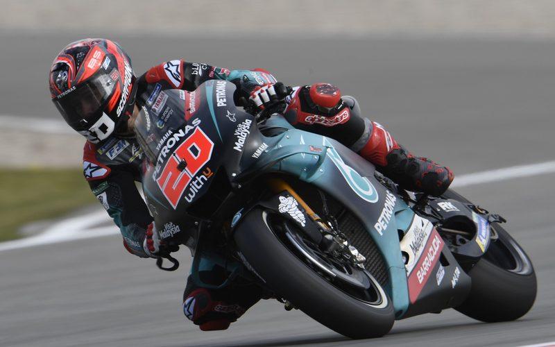Fabio Quartararo hat Marc Marquez einen MotoGP-Rekord entrissen
