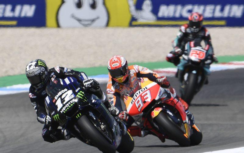 Marquez hat die beiden Yamaha-Fahrer Vinales und Quartararo auf der Rechnung
