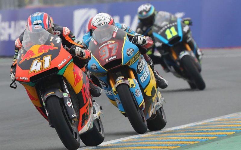 Bis Assen erlebte KTM eine schwierige Moto2-Saison