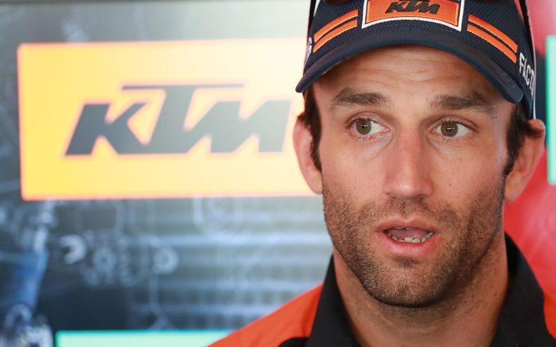 Johann Zarco hat sich den Wechsel zu KTM anders vorgestellt, hat aber Hoffnung