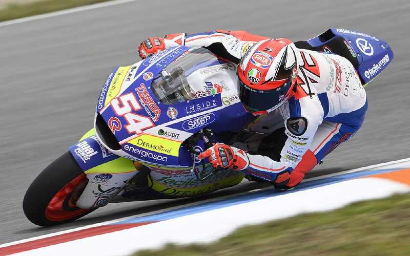 Routinier Mattia Pasini führt die Moto2-Wertung nach dem FT3 an