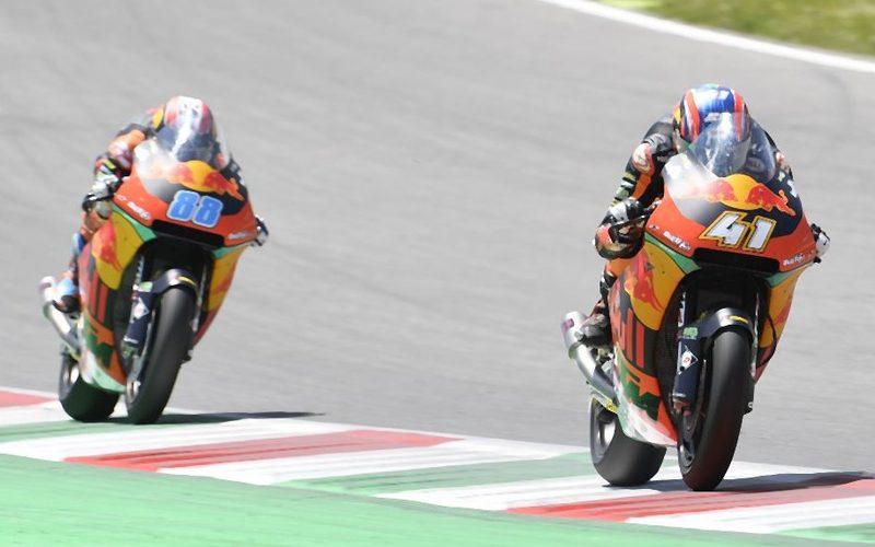 KTM wird im nächsten Jahr nicht mehr in der Moto2-Klasse vertreten sein