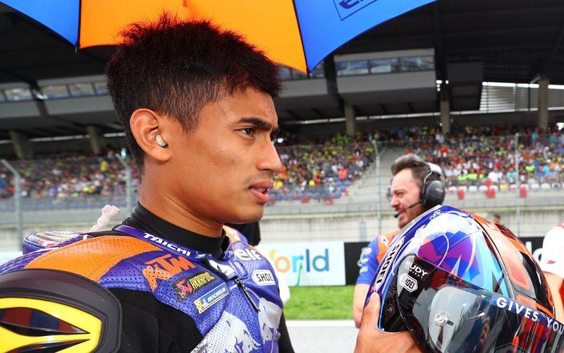 Hafizh Syahrin schließt einen Wechsel zurück in die Moto2-Klasse nicht aus