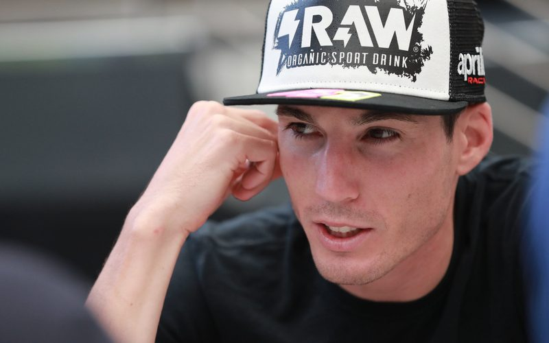 Aleix Espargaro liebäugelt mit einem Rücktritt, sollte Aprilia weiterhin auf der Stelle treten