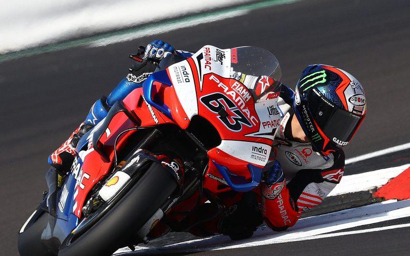 Francesco Bagnaia fährt in diesem Jahr eine 2018er-Ducati