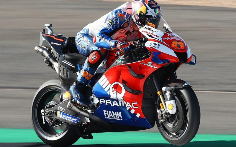 In der MotoGP gibt es klare Regeln zur Einhaltung der Track-Limits