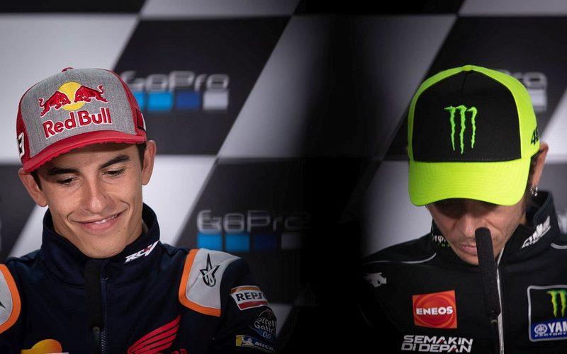 Marc Marquez vs. Valentino Rossi: Wer zuletzt lacht, …