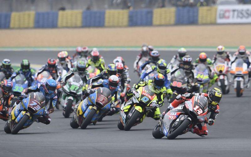 30 Fahrer werden 2020 in der Moto2-Klasse vertreten sein