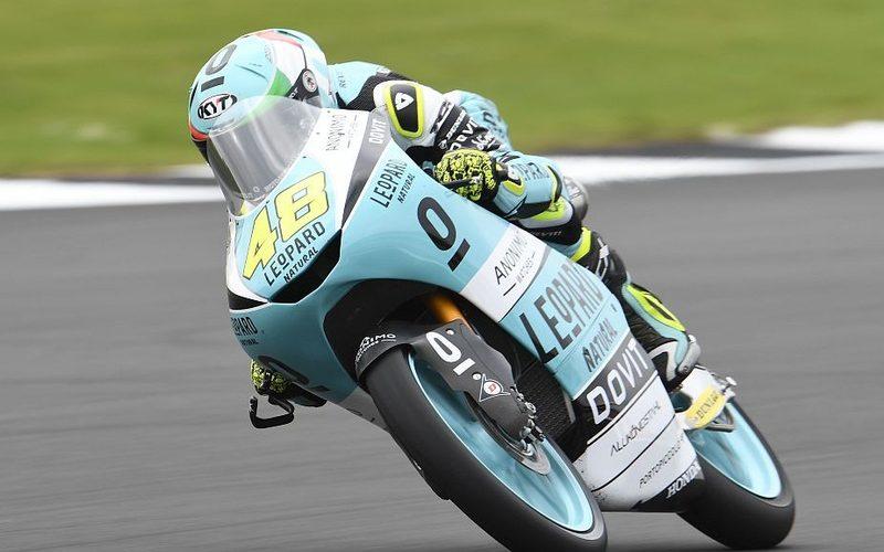 Lorenzo Dalla Porta führte das erste Freie Training der Moto3 die meiste Zeit an