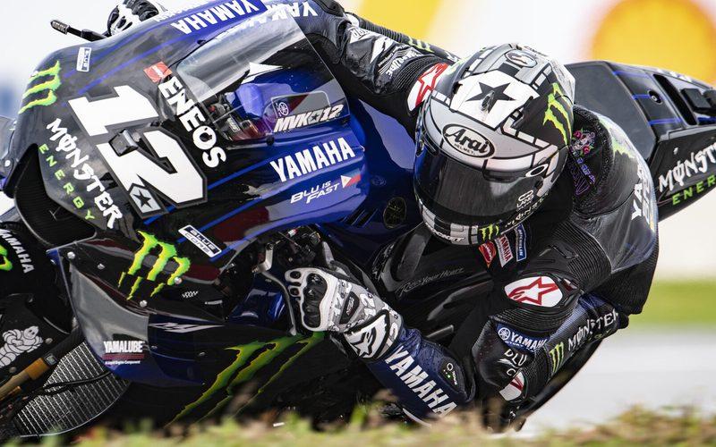 Maverick Vinales gewinnt nach Assen sein zweites Rennen in dieser MotoGP-Saison
