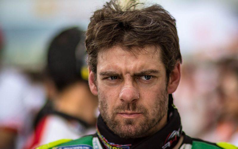 Cal Crutchlow stürzte erstmals seit dem Grand Prix in Misano