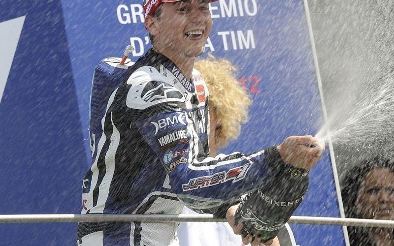 Jorge Lorenzo zählte zu den besten Fahrern der MotoGP-Ära