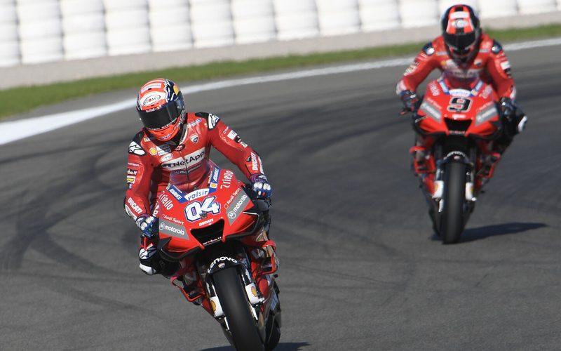 Drei Rennen konnte das Ducati-Team in der abgelaufenen Saison gewinnen