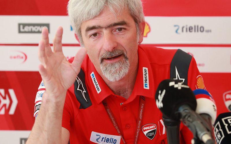Ducati-Rennchef Gigi Dall'Igna sagt, die besten Ideen entstehen in Teamarbeit