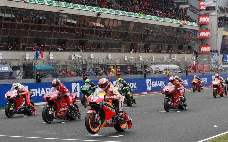Die MotoGP startet im März in Katar und kehrt im Mai nach Europa zurück