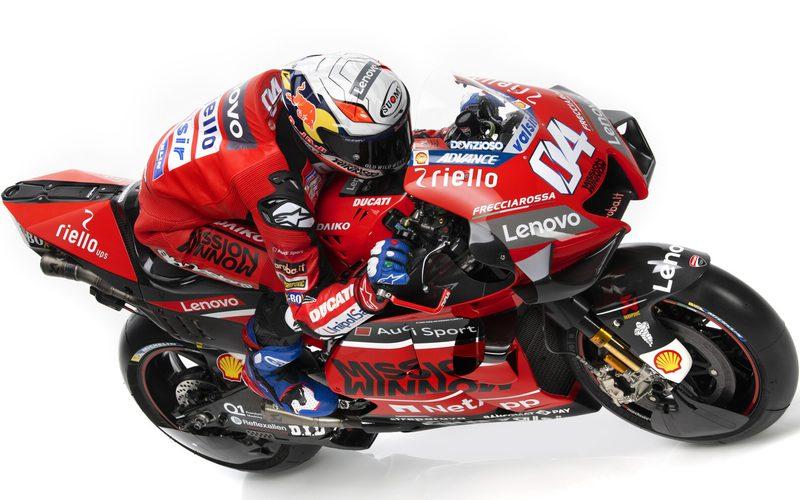 Kann Ducati die Konkurrenz auf den Geraden wieder abhängen?