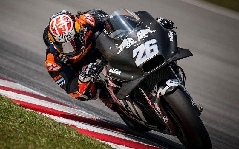 KTM wird Mitte März in Jerez Testfahrten absolvieren