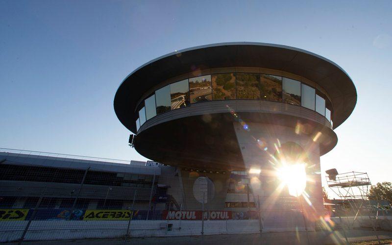 Kein Start am 3. Mai: Die MotoGP-Strecke in Jerez bleibt vorerst verwaist