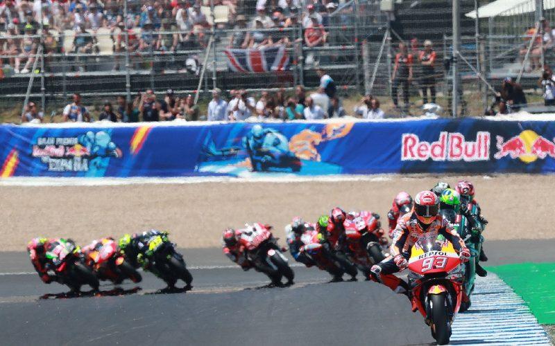 Wenn auch ohne Zuschauer, soll die MotoGP im Juli in Jerez endlich loslegen