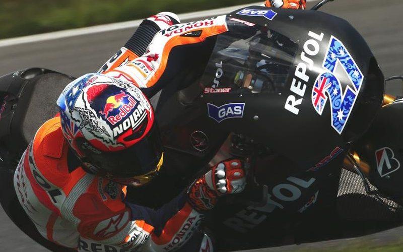 Casey Stoner trennte sich Ende 2015 von Honda und kehrte zu Ducati zurück