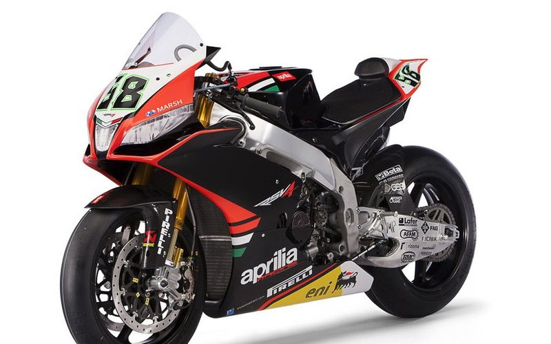 Aprilia RSV4: In diesem Jahr kehrt das V4-Superbike aus Noale zurück