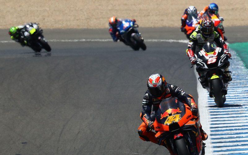 Pol Espargaro beendete das zweite Rennen in Jerez auf Platz sieben