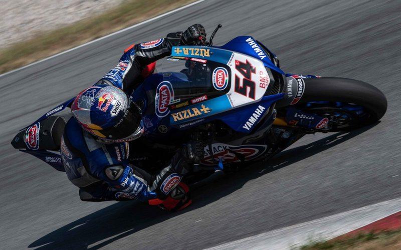 Toprak Razgatlioglu fuhr im FT1 deutlich schneller als seine Gegner