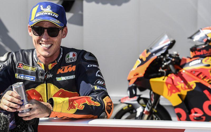 Erste KTM-Pole, und das in Österreich: Pol Espargaro nach dem Qualifying happy