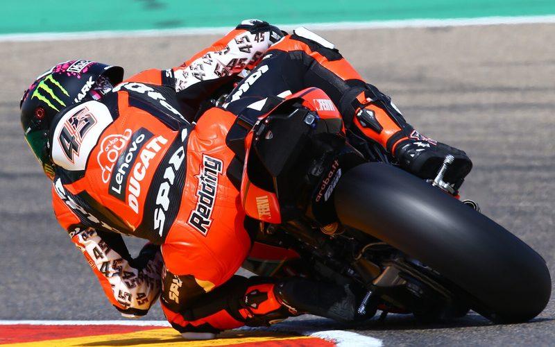 Scott Redding eroberte den Sieg im ersten Aragon-Rennen