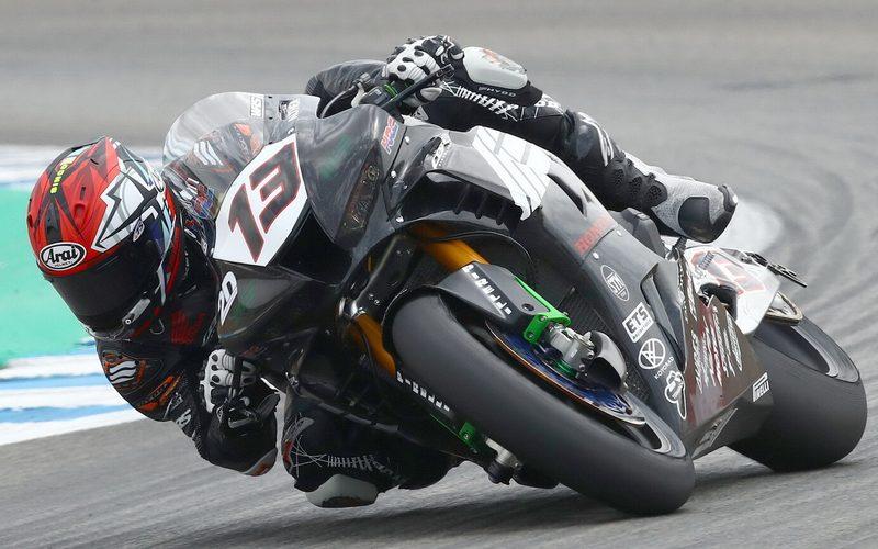 Takumi Takahashi ist ab dem zweiten Aragon-Wochenende der einzige Pilot des Teams