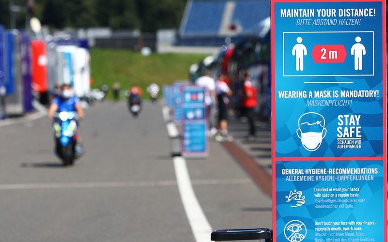Im MotoGP-Fahrerlager geht mehr denn je die Angst vor dem Coronavirus um
