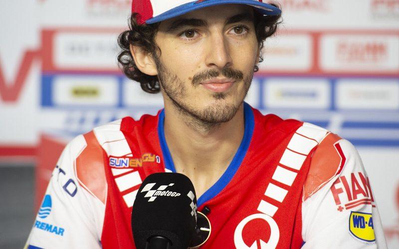 Francesco Bagnaia wird 2021 im Ducati-Werksteam fahren