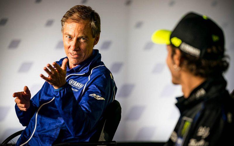 Lin Jarvis erklärt die Hintergründe zu Rossis neuem Vertrag