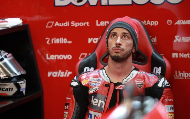 Noch ist unklar, ob und wo Andrea Dovizioso 2021 fahren wird