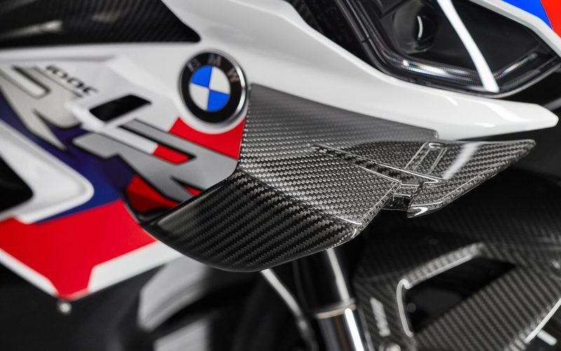 BMW möchte am Montag in Estoril die Winglets der neuen M1000RR testen