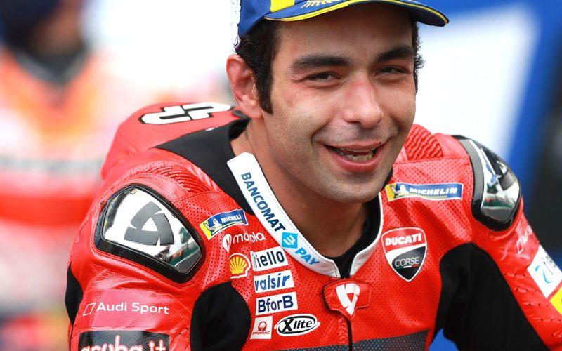 Nach dem schwierigen Ducati-Jahr freut sich Danilo Petrucci auf KTM