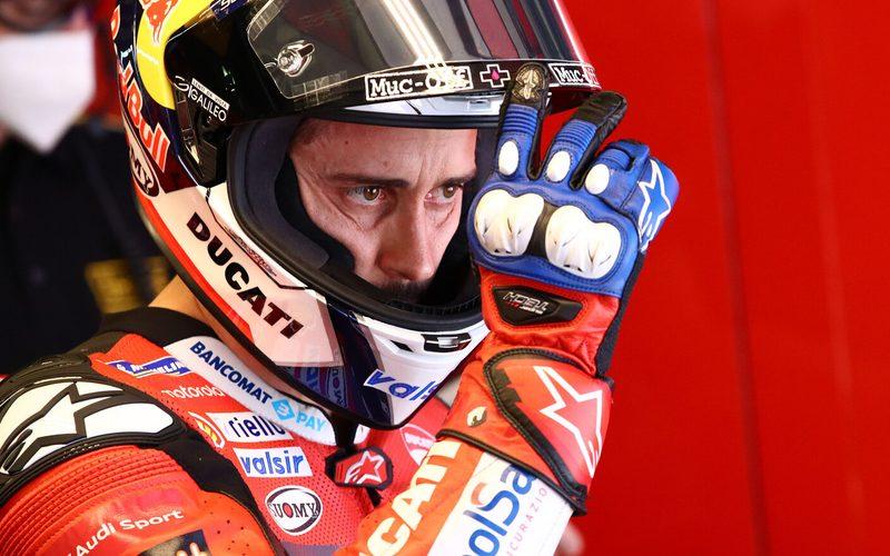 Andrea Dovizioso bedauert, dass Ducati die Erfolge nicht entsprechend würdigte